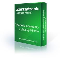techniki sprzedaży i obsługi klienta szkolenie
